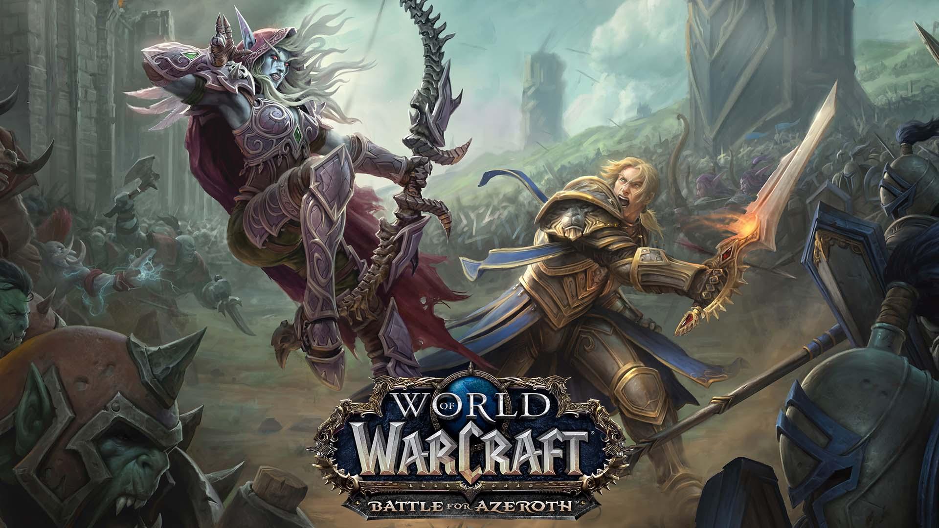 world of warcraft blizzard