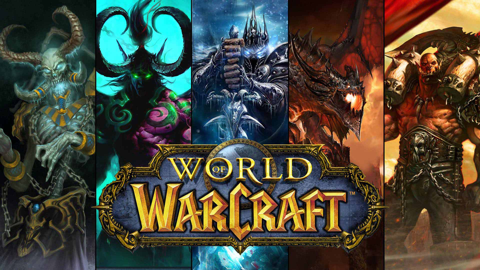 world of warcraft blizzard