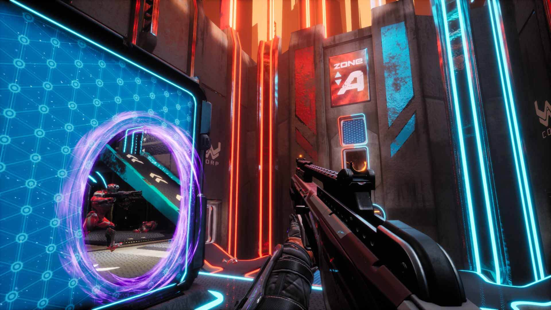 splitgate arena warfare 1047 games