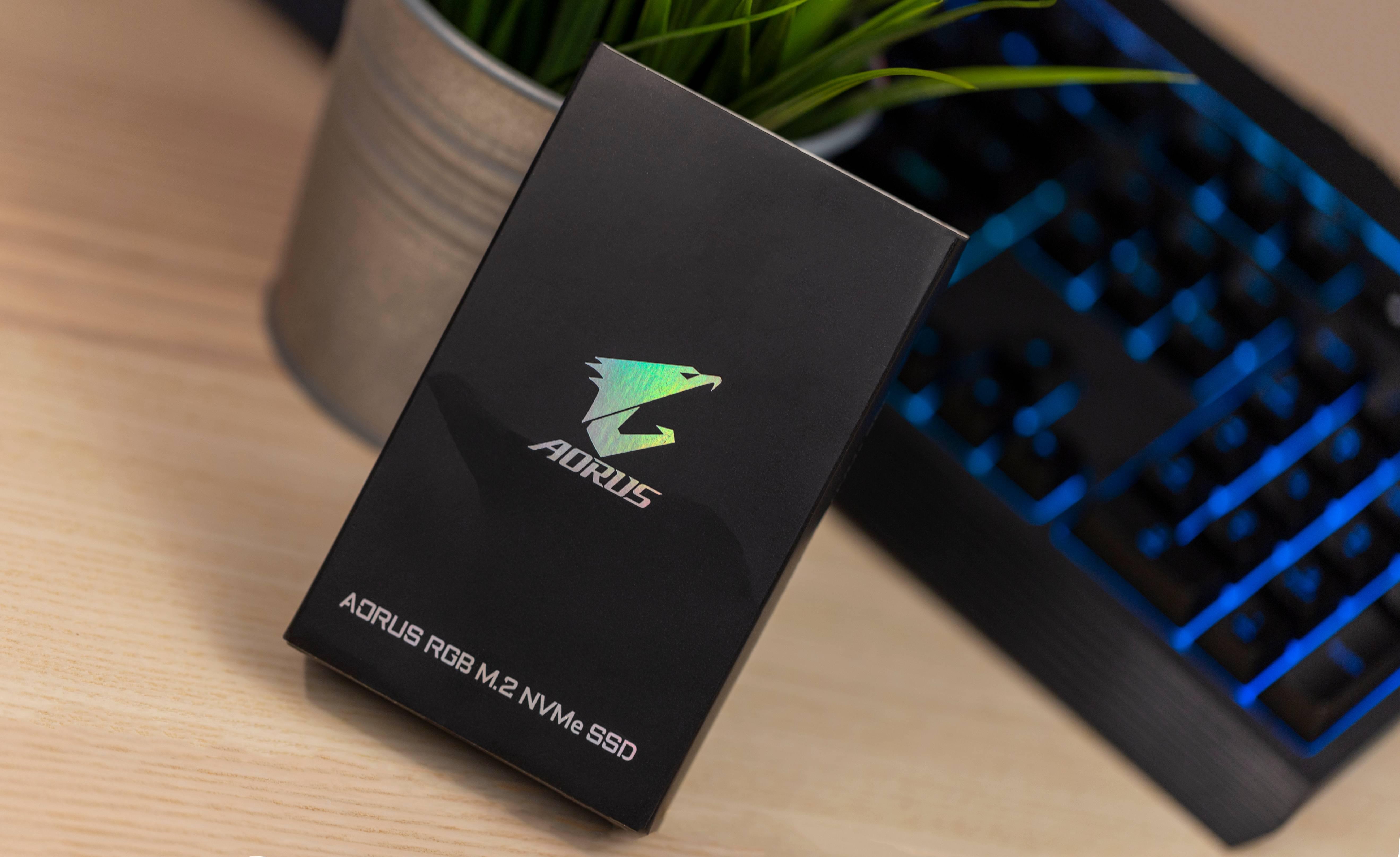 AORUS M.2 SSD 256GB