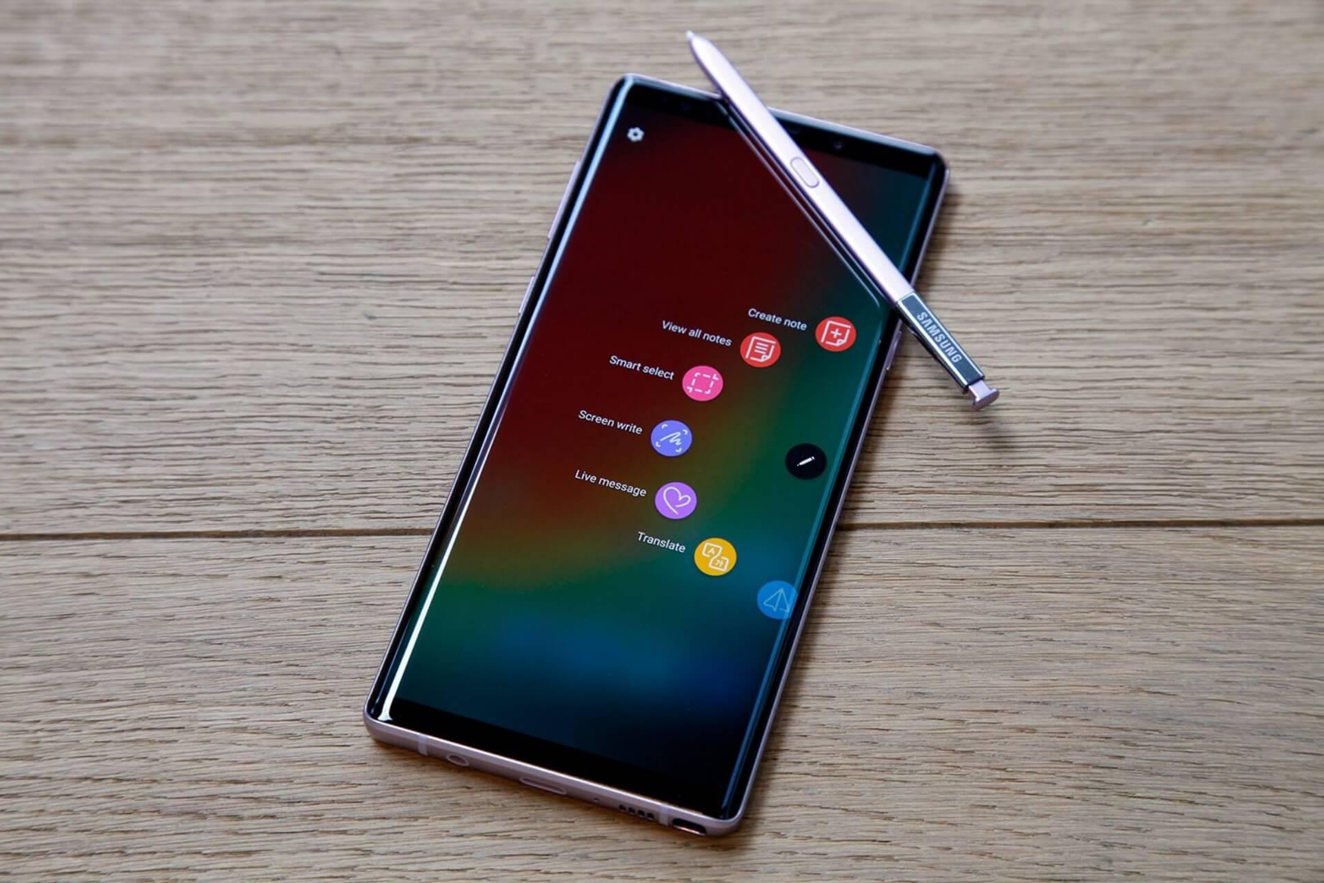 تسريب التصميم النهائي لهاتف سامسونج القادم Galaxy Note 10 - عرب هاردوير