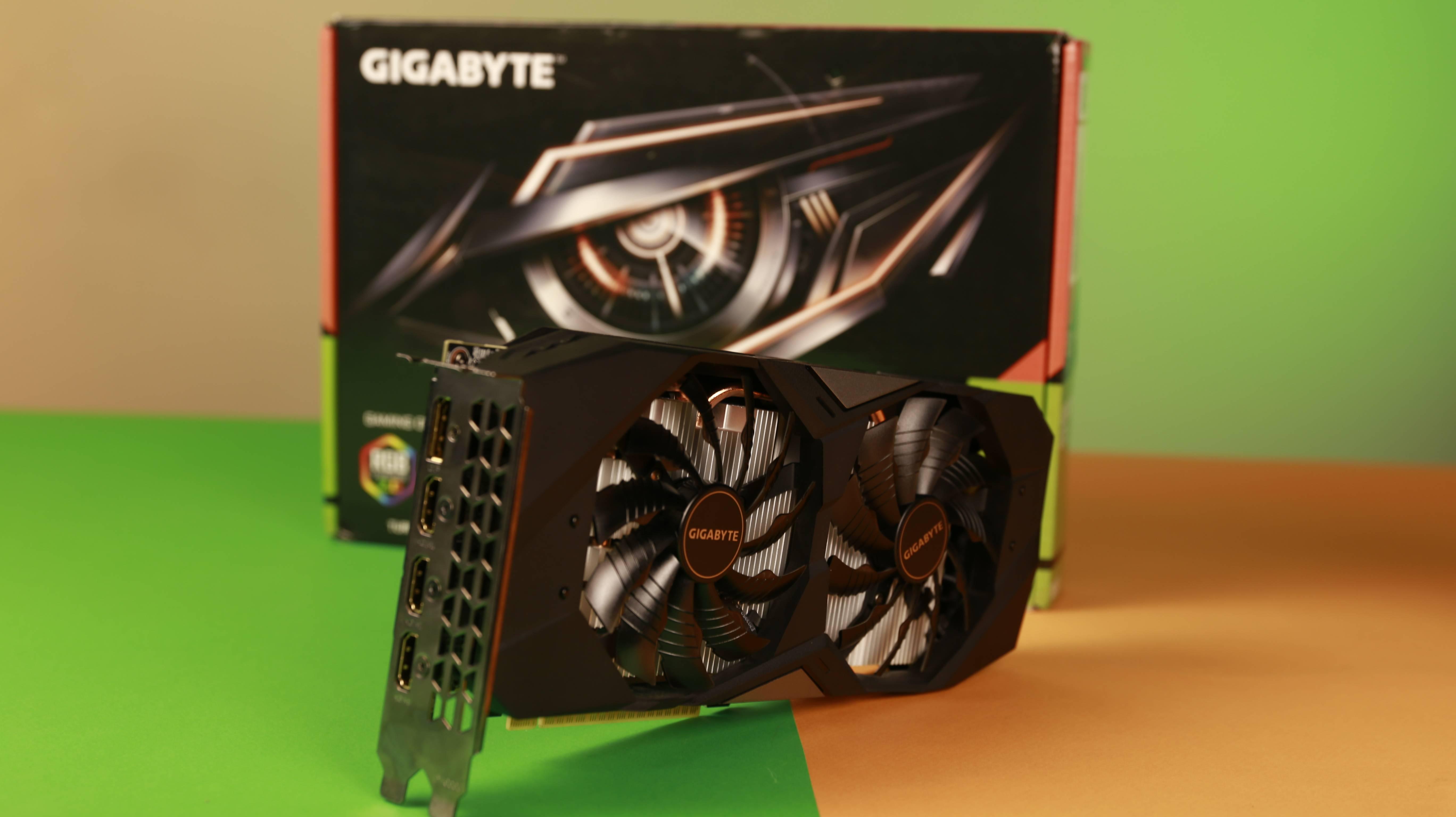 GTX 1650 GAMING OC 4G