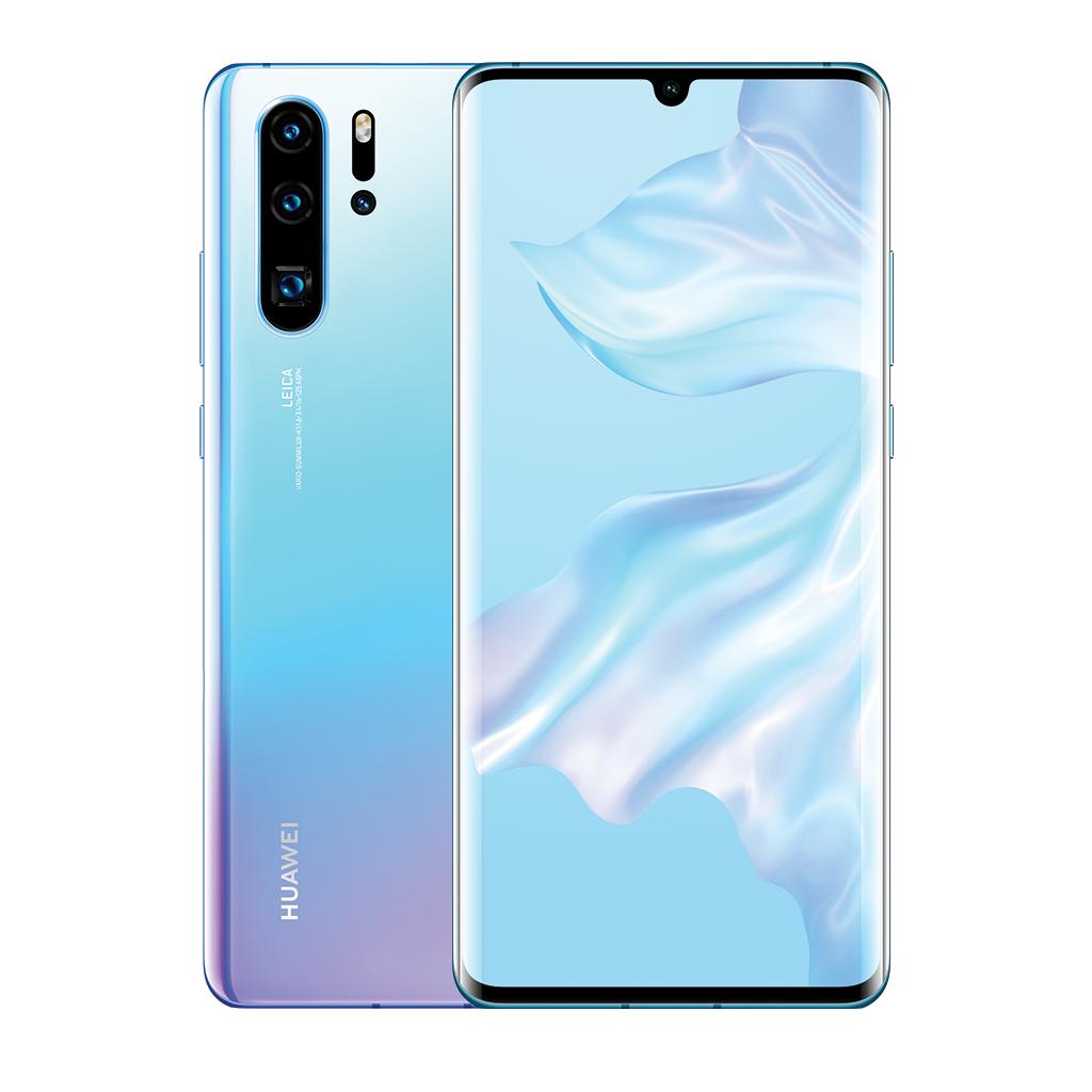هاتف Huawei P30 الكريستالي يتوفر في الإمارات