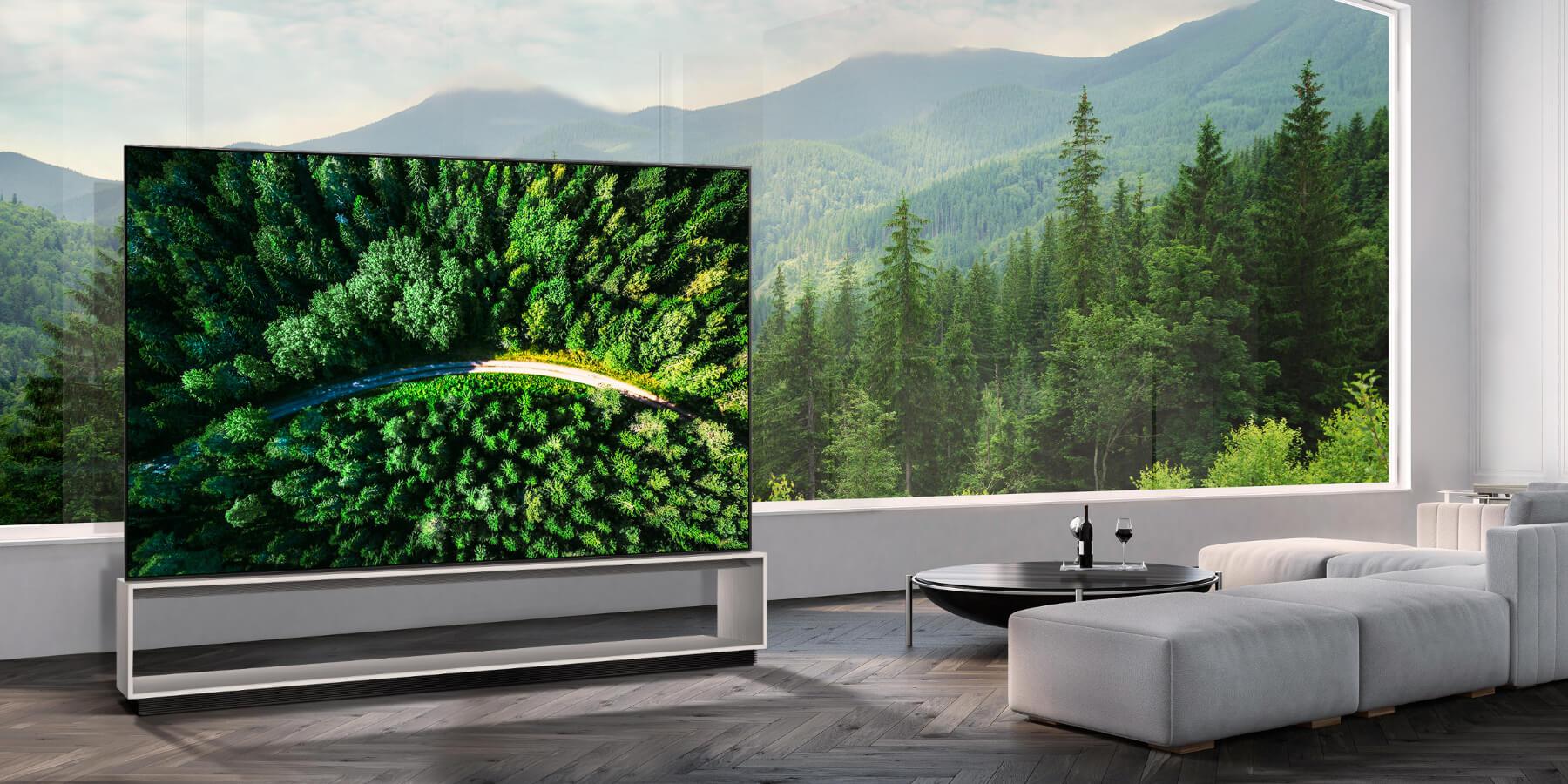 LG 8K OLED TV 001