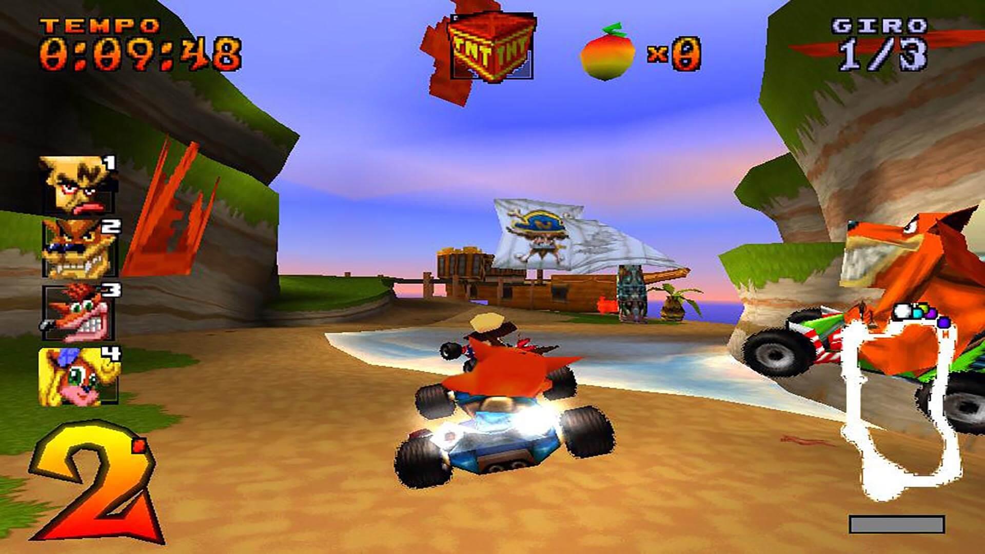 crash team racing nitro fueled activision