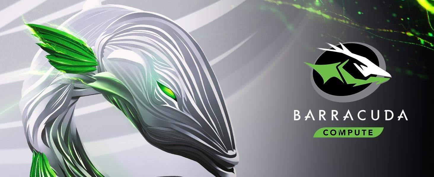 أقراص HDD التخزينية من Seagate -- Barracuda