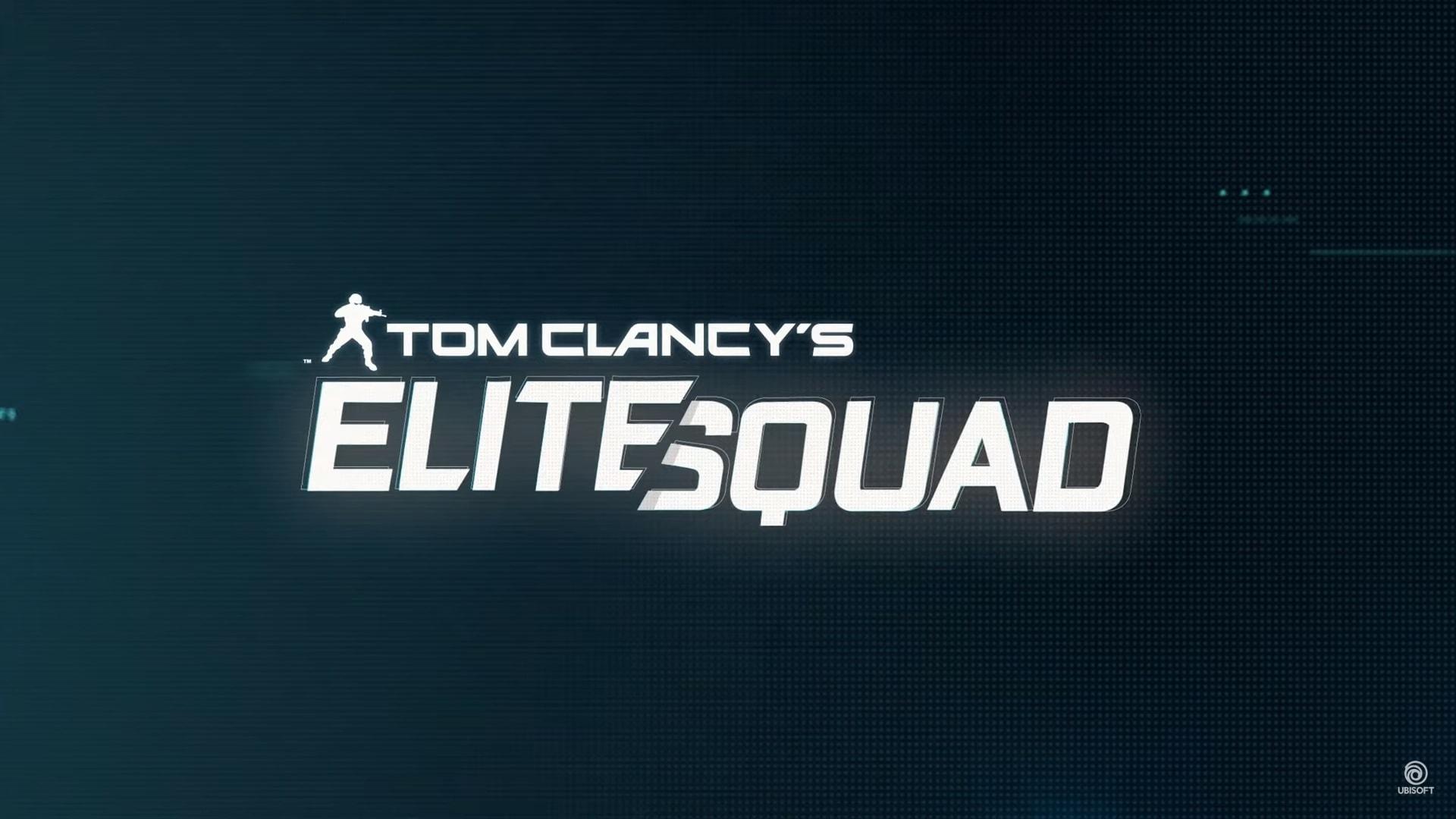 elite squad tom clancy's ubisoft