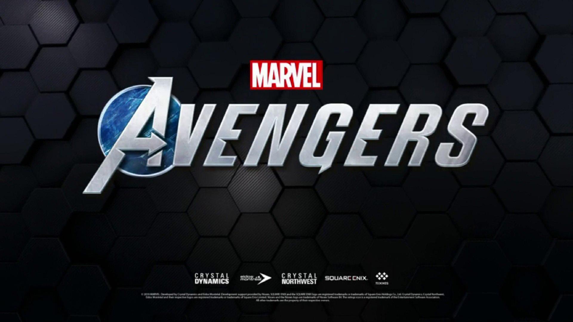 marvel avengers square enix e3