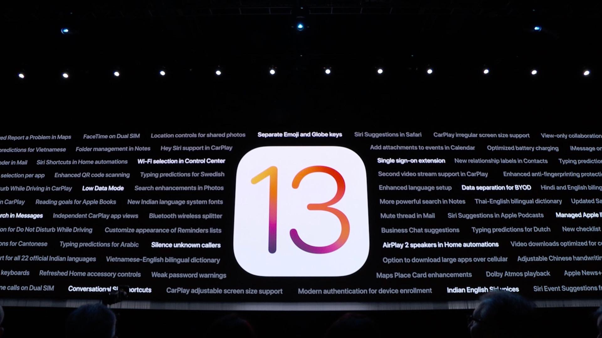 ميزة رفض المكالمات المزعجة على نظام iOS 13