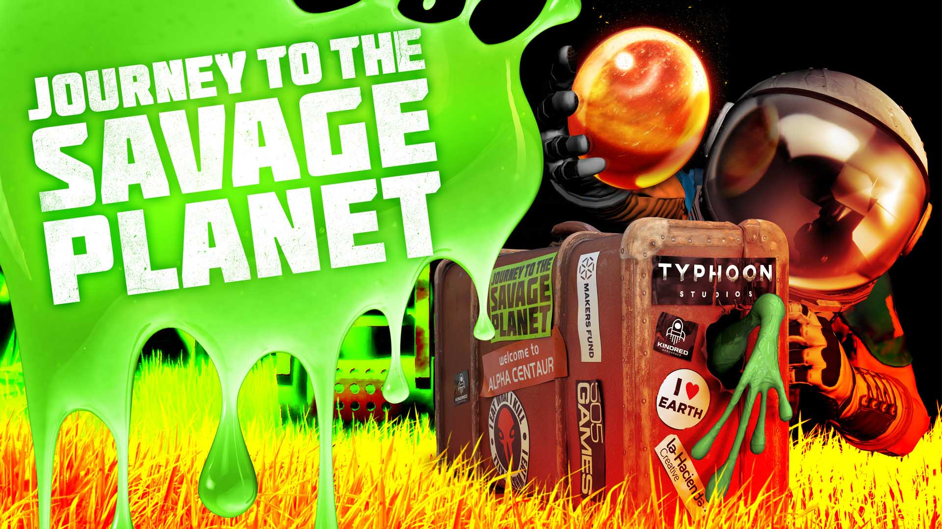 journey to savage planet 505 games