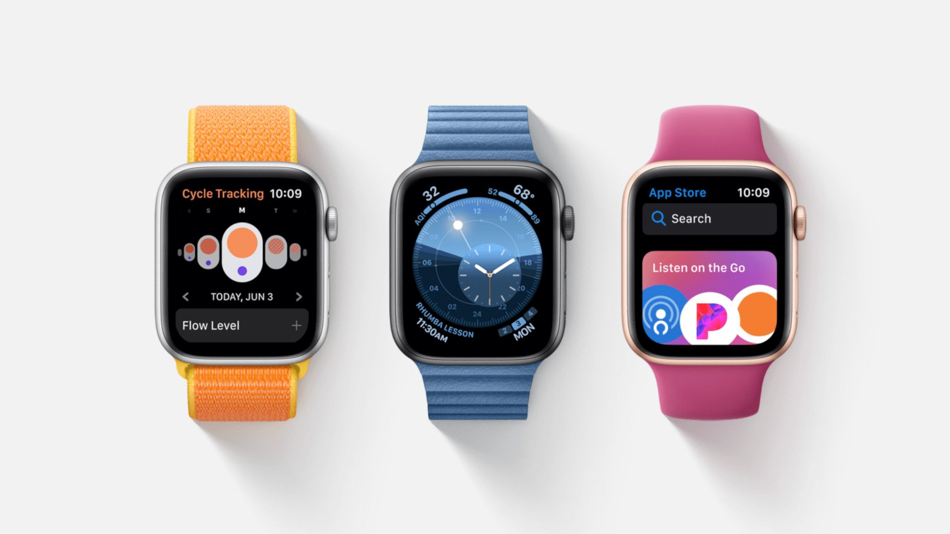 إتاحة إزالة التطبيقات المُثبتة مُسبقاً في نظام watchOS 6