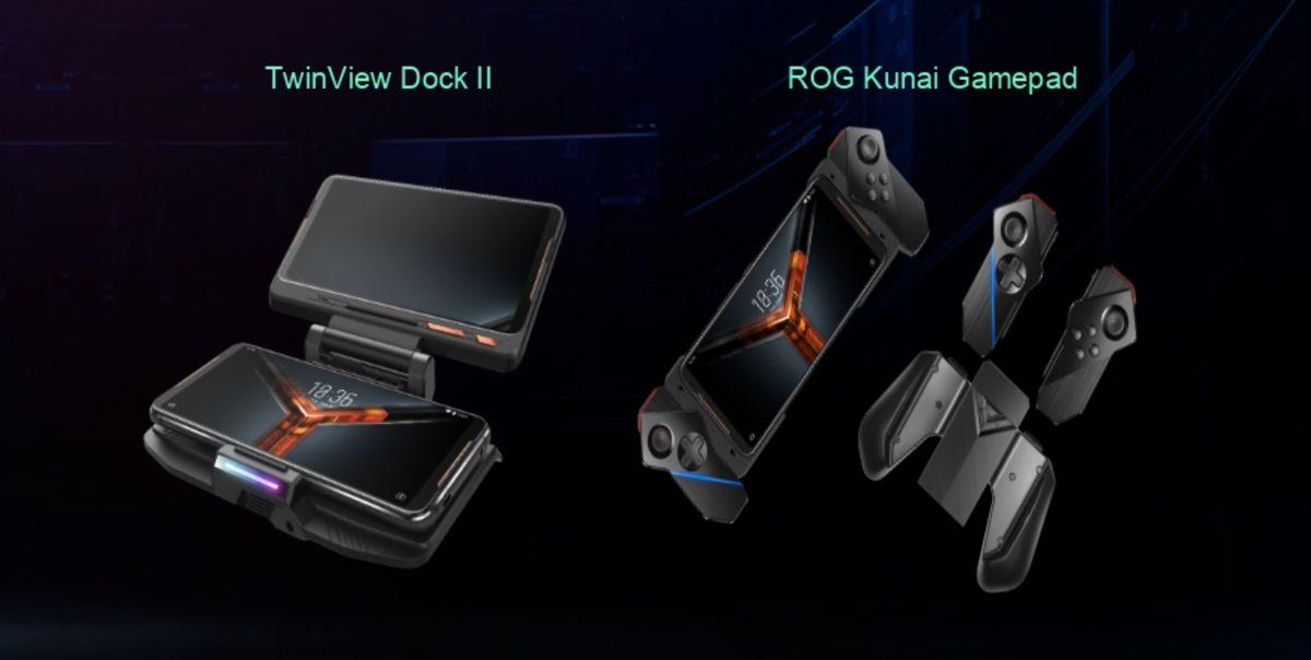 مواصفات وسعر هاتف Asus ROG Phone II