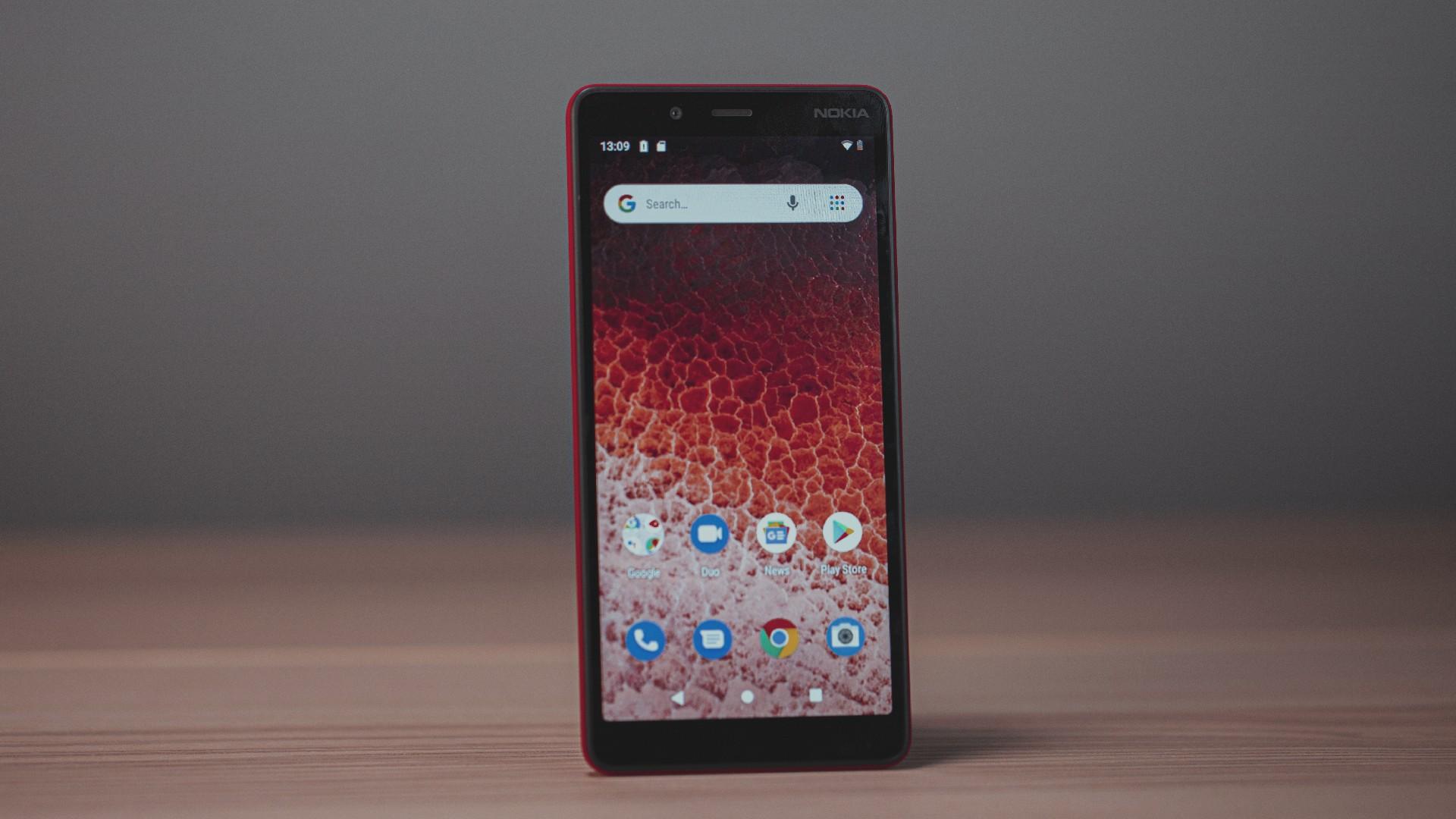 Nokia 1 Plus Screen
