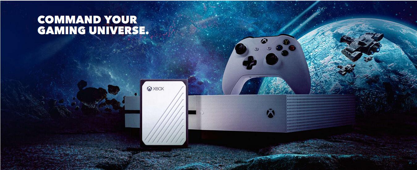 Western Digital SSD Microsoft Xbox