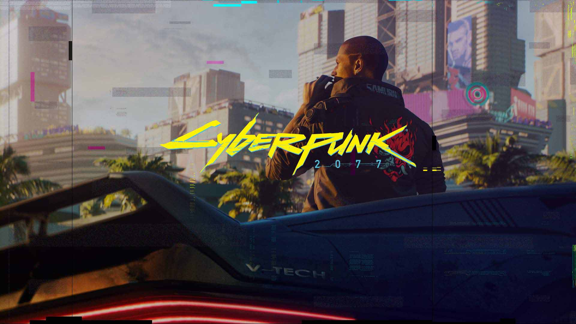 cyberpunk cd projekt red لعبة