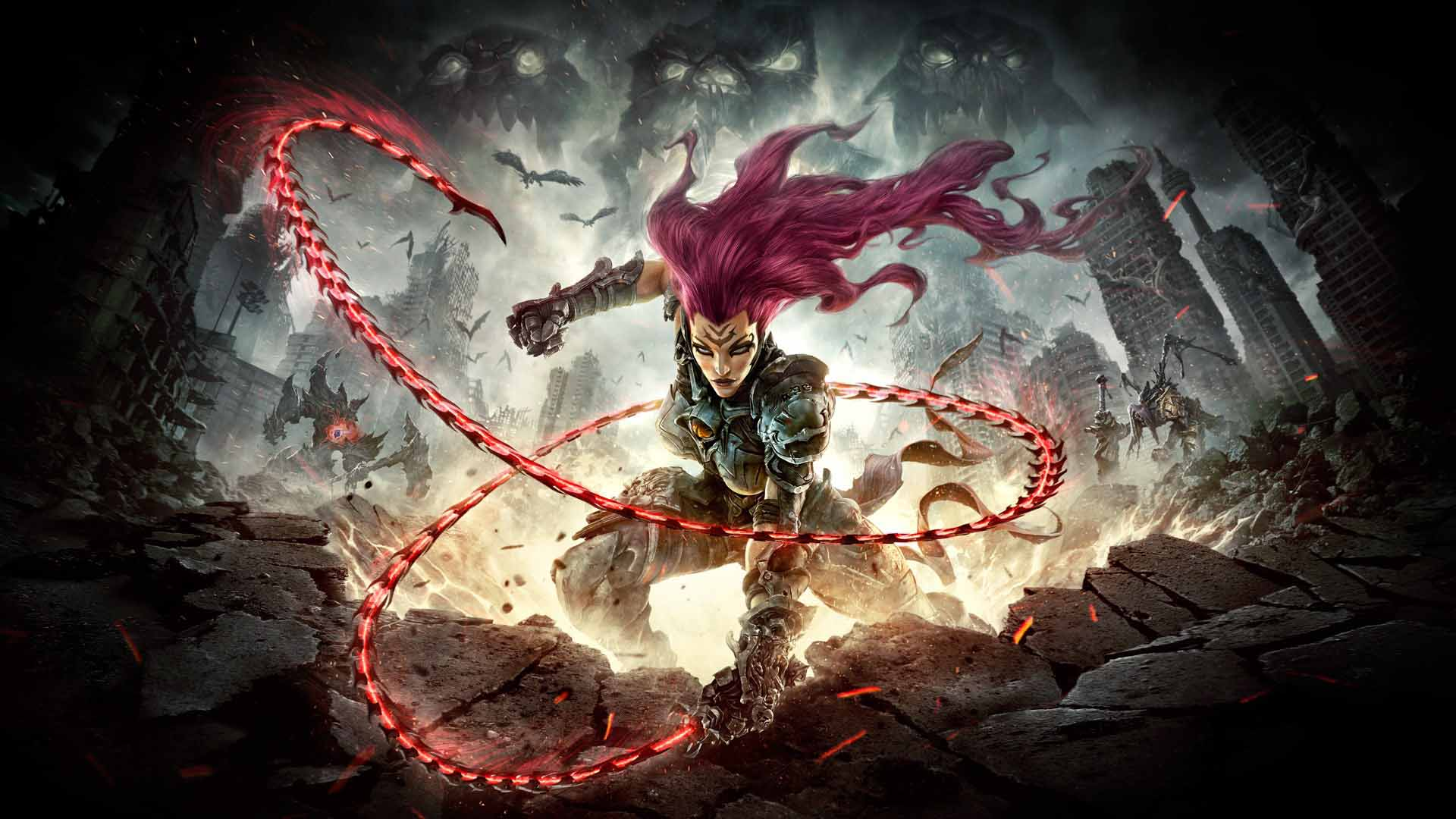 darksiders keepers of the void