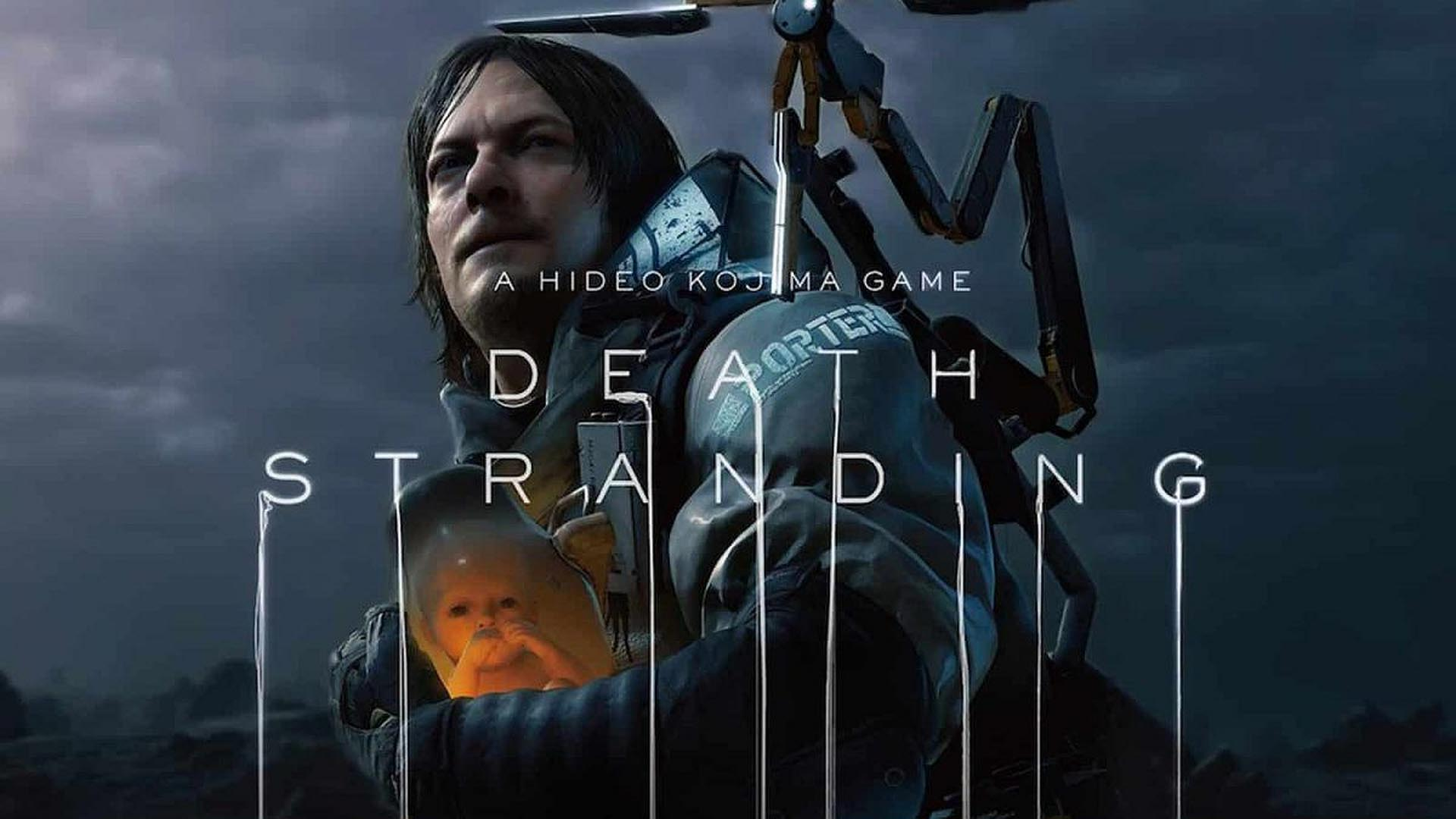 death stranding hideo kojima heartman gamescom 2019
