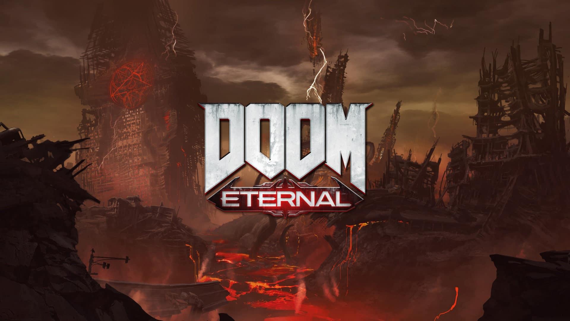 Doom Eternal AMD GPU Adrenalin 2020 Radeon
