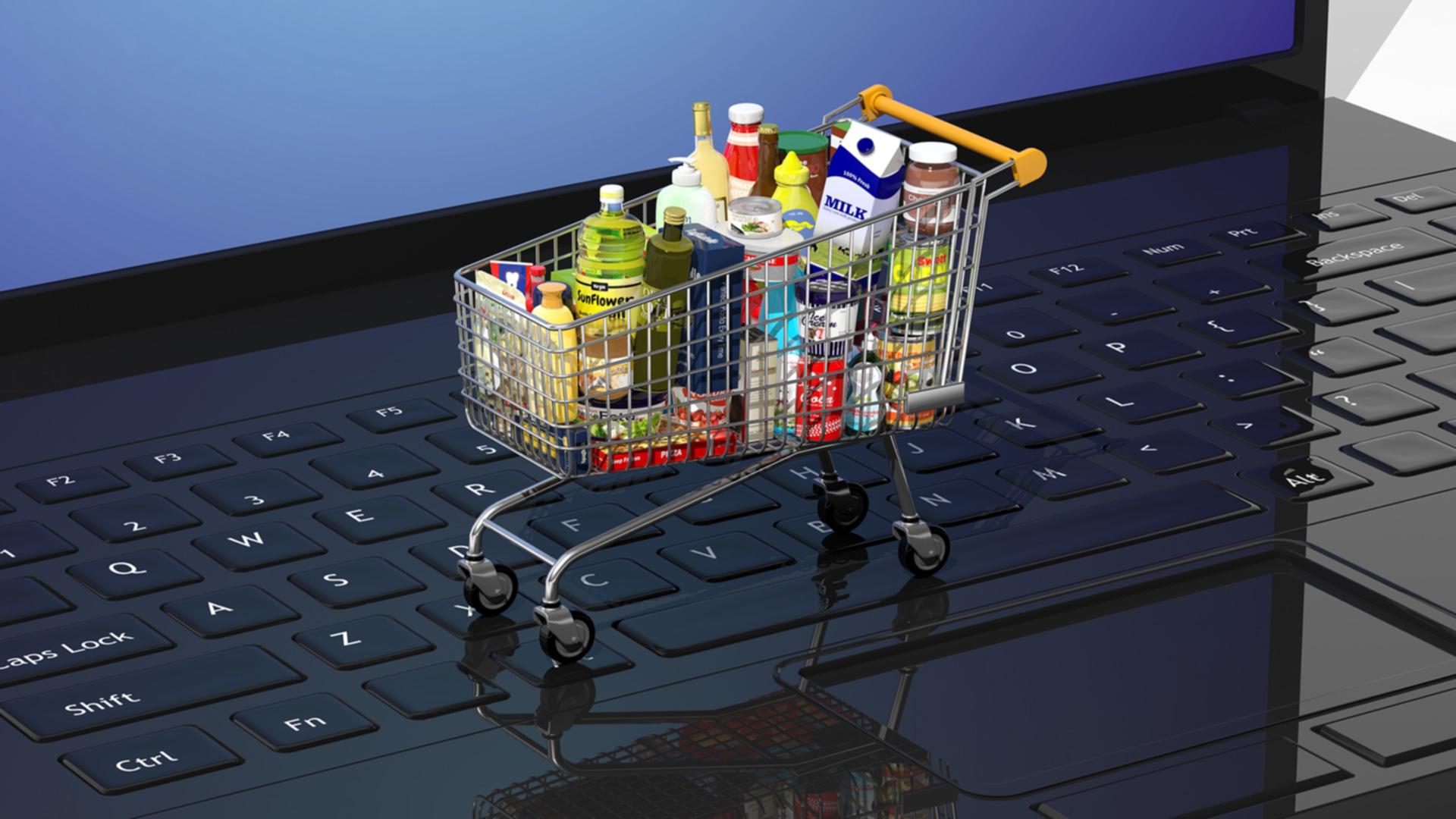 الانترنت التسوق
