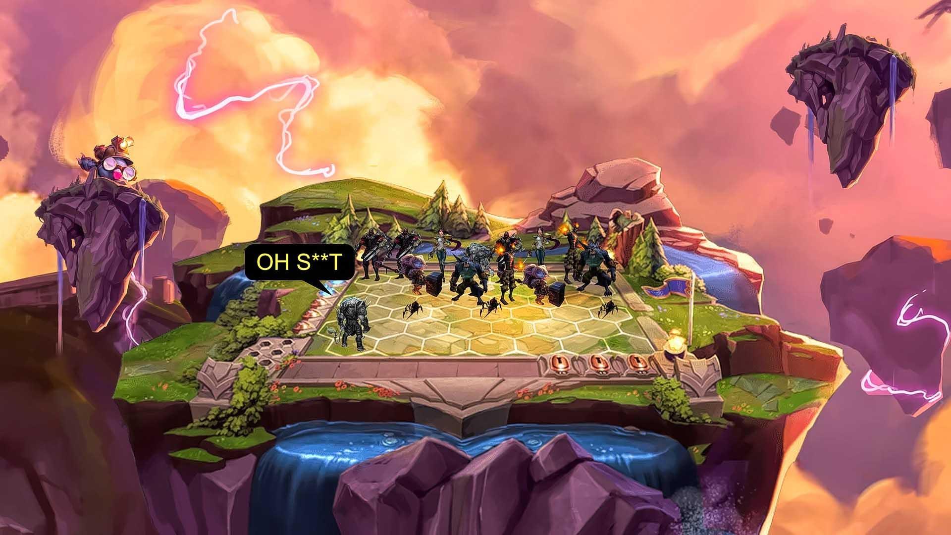 team fight tactics league of legends