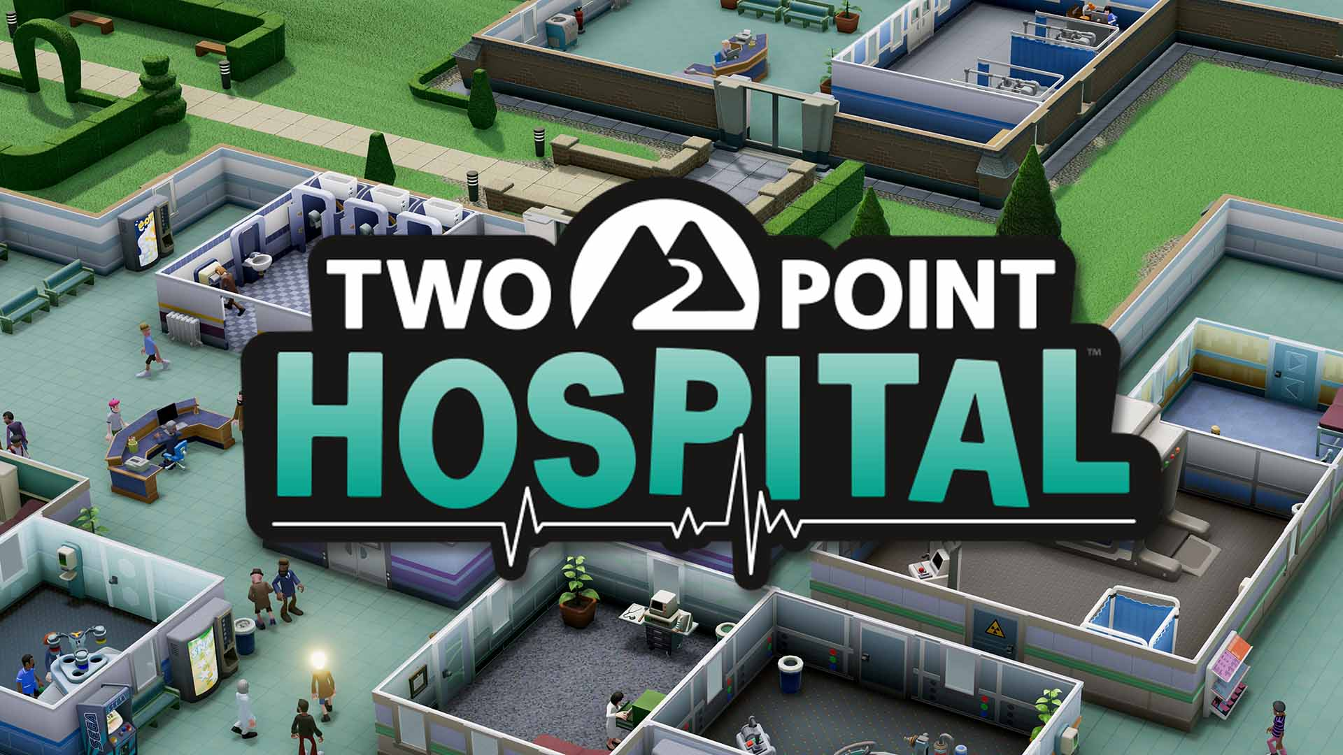 two point hospital sega consoles edition