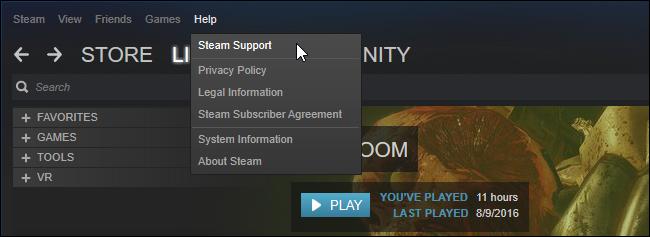 Steam الالعاب
