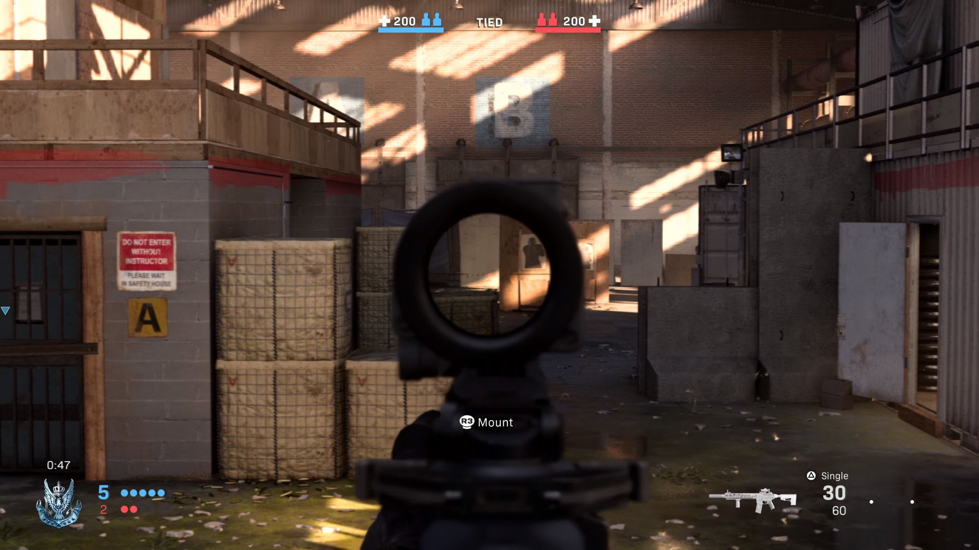 COD Modern Warfare Gunfight
