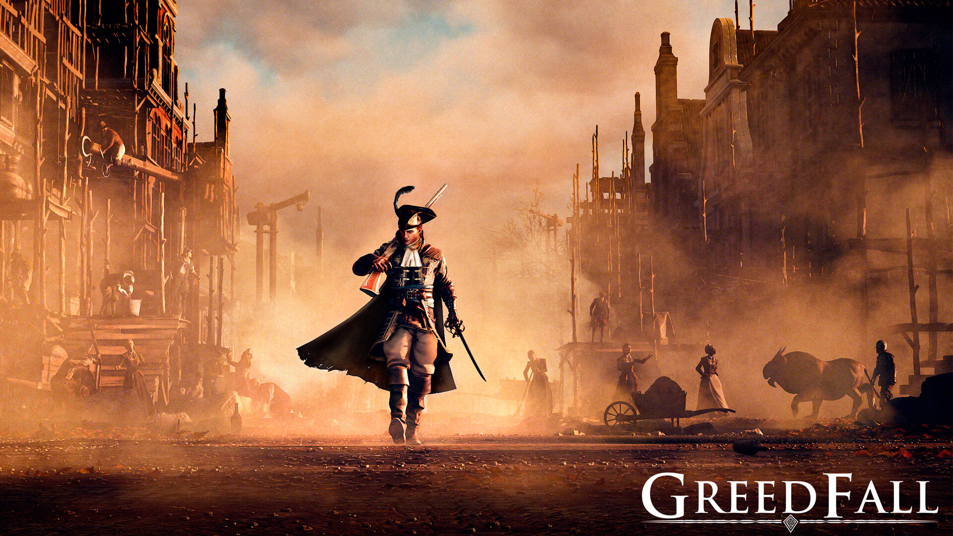 Greedfall gamescom 2019