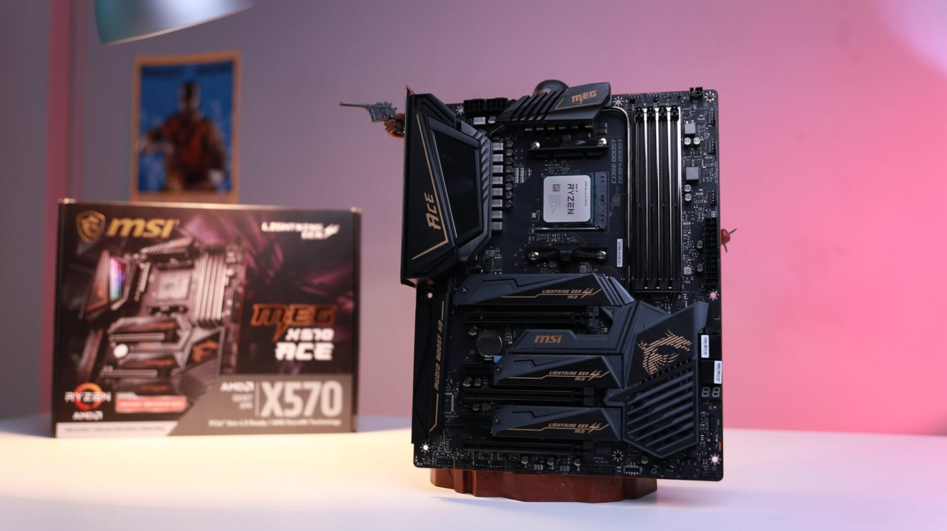 MSI MEG X570 ACE