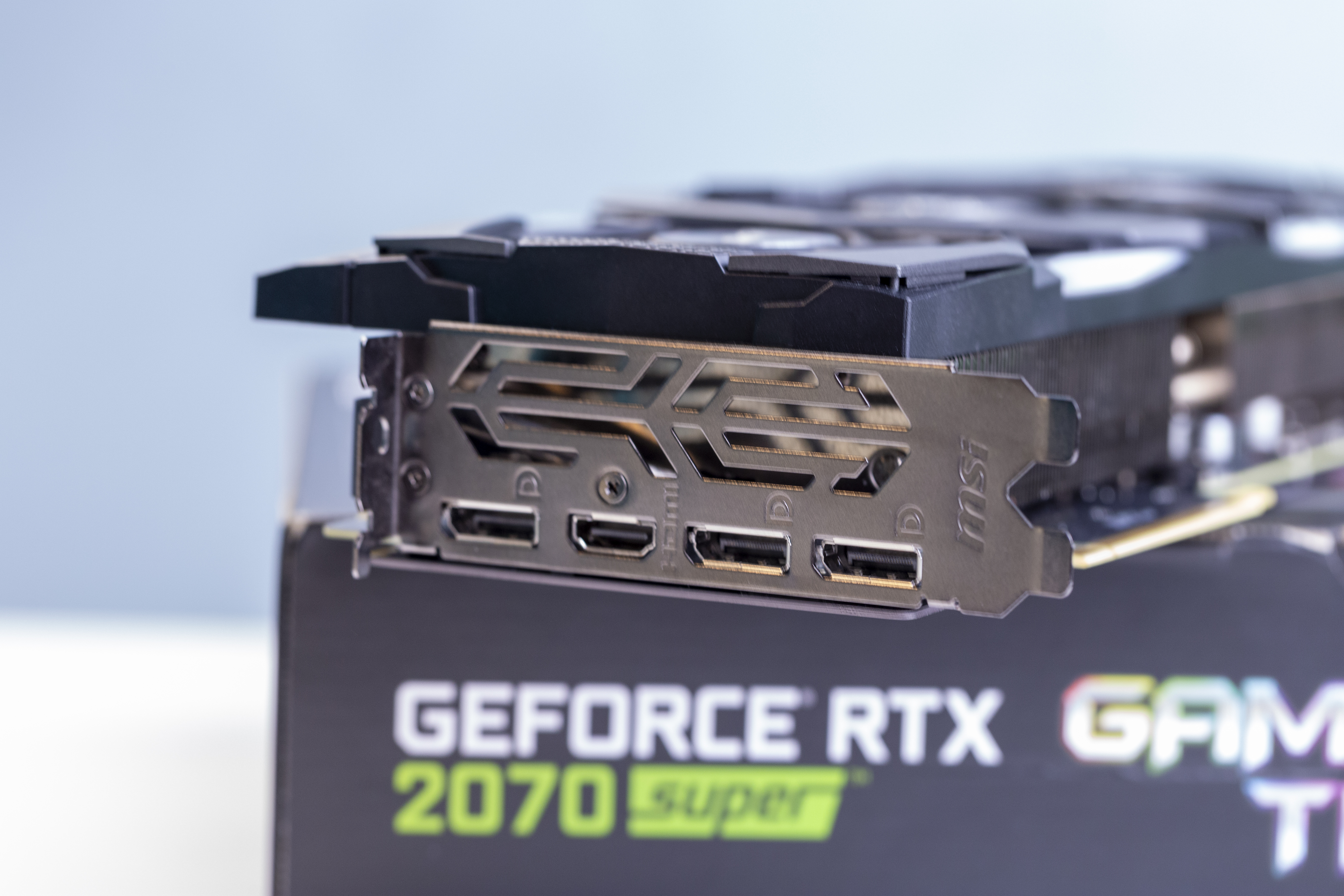 MSI RTX 2070 SUPER Gaming X Trio
