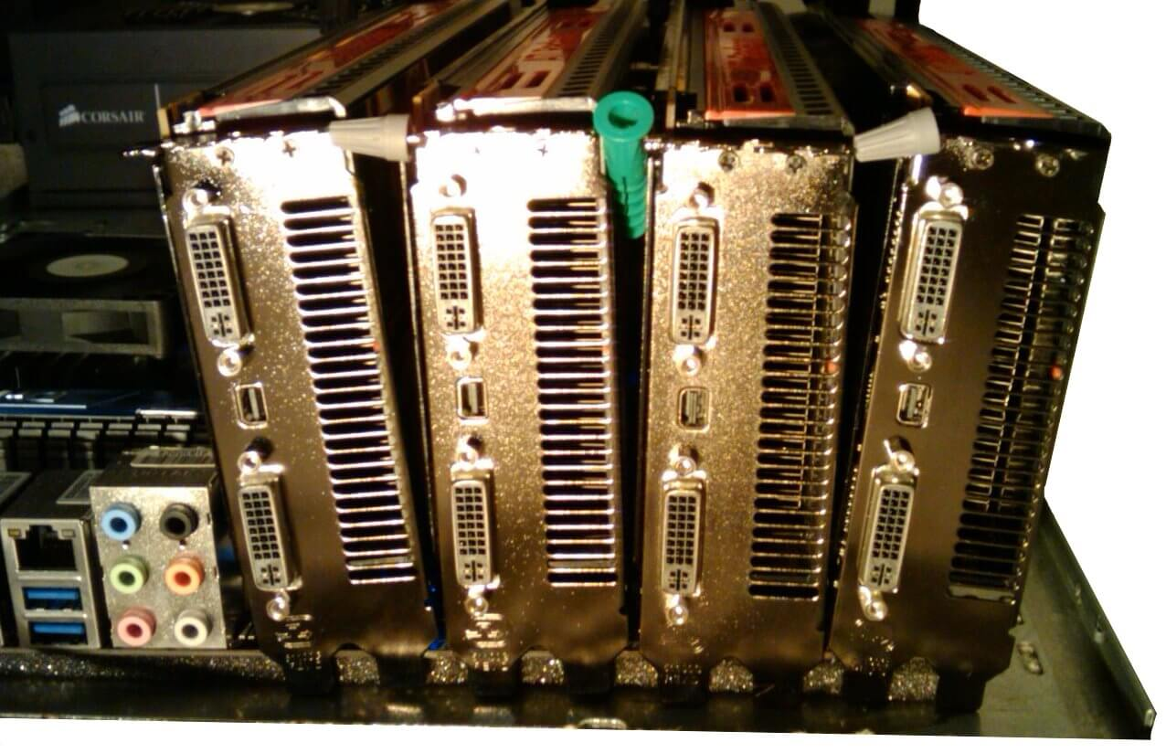 GPU شراء البيتكوين