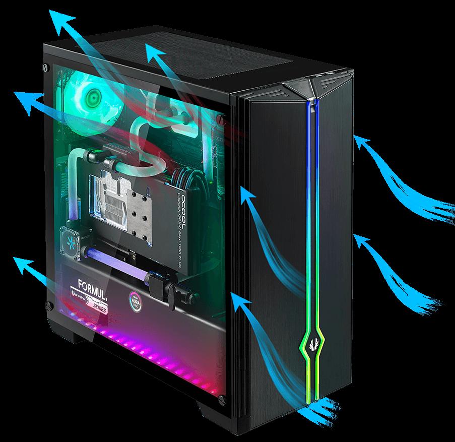 علبة الحاسب BitFenix