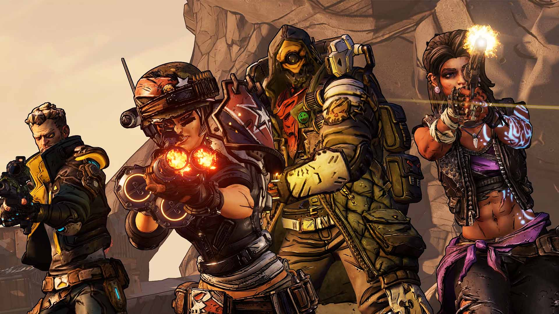 borderlands 3 pre load epic store tim sweeney