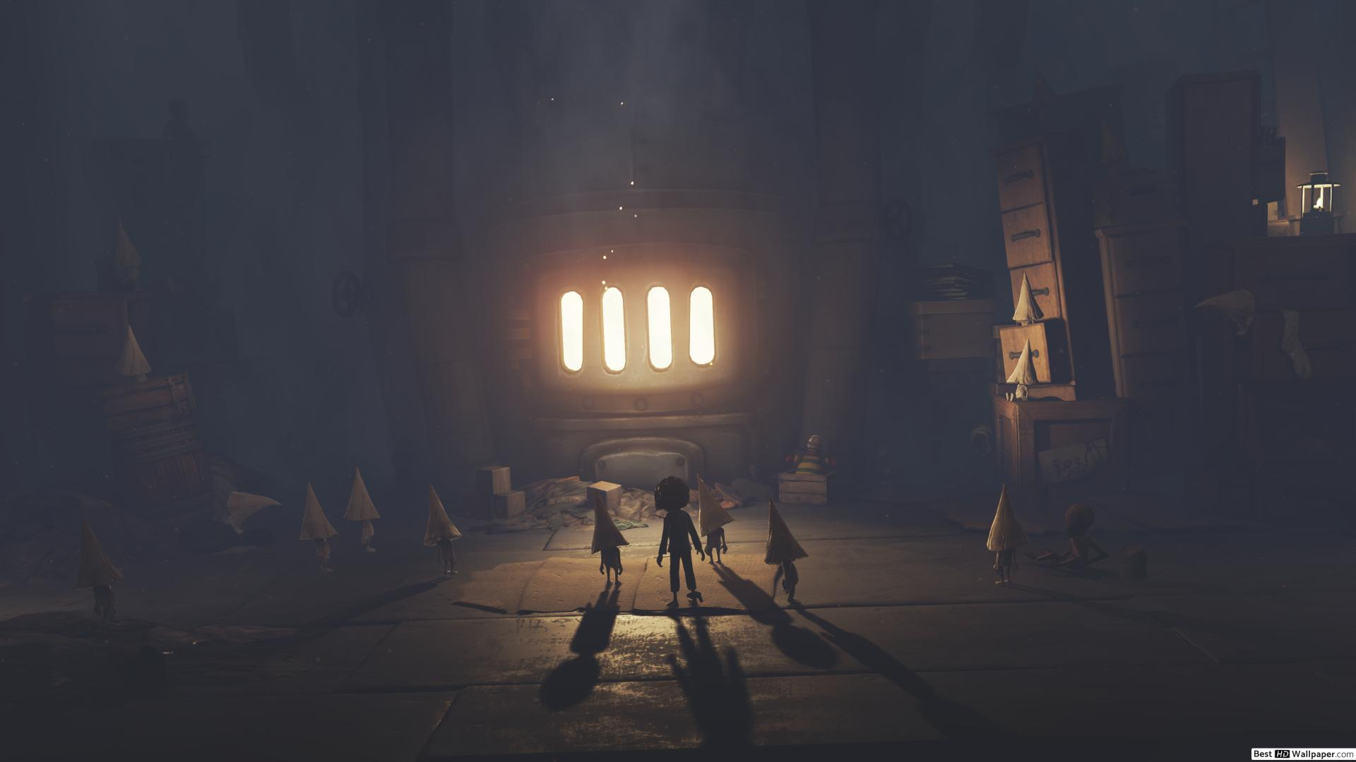 Little Nightmares 2 Platformer Games Gamescom 2019