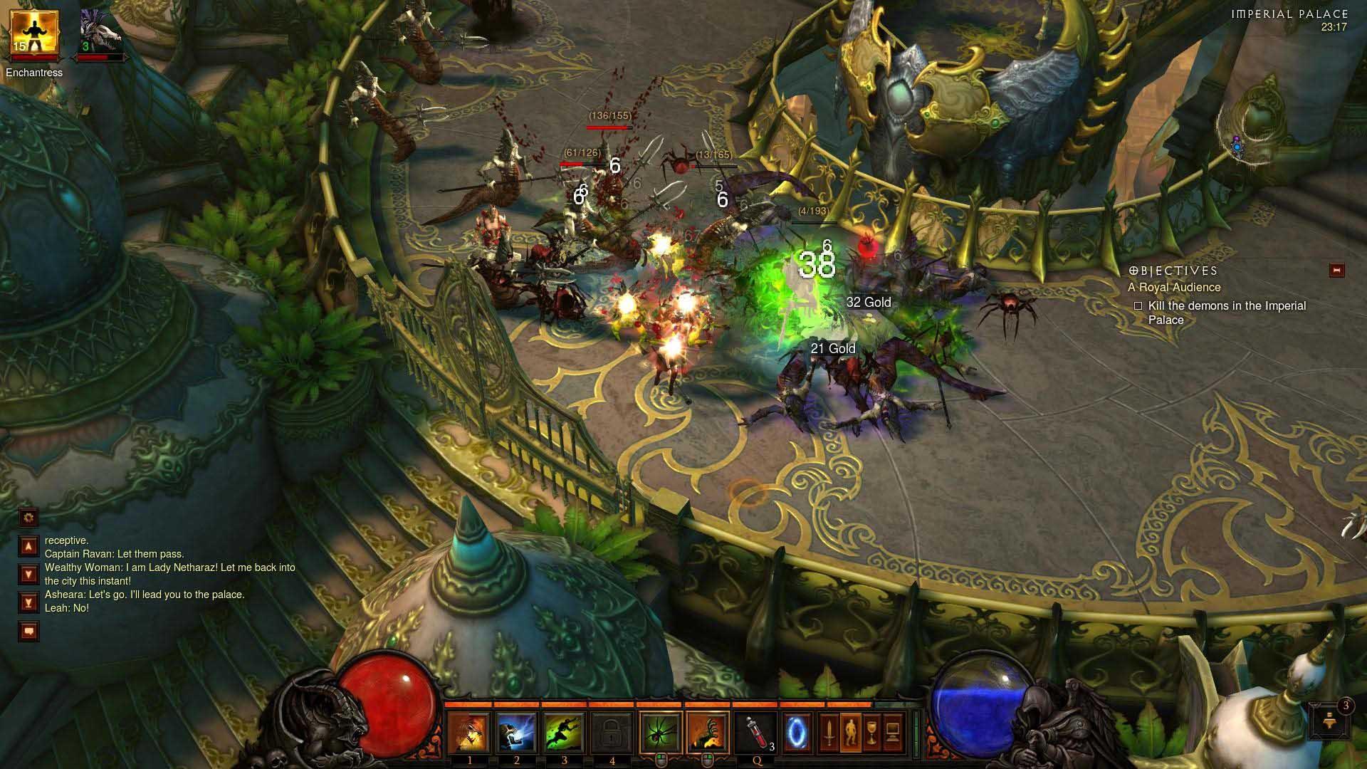 لعبة Diablo Blizzard entertainment