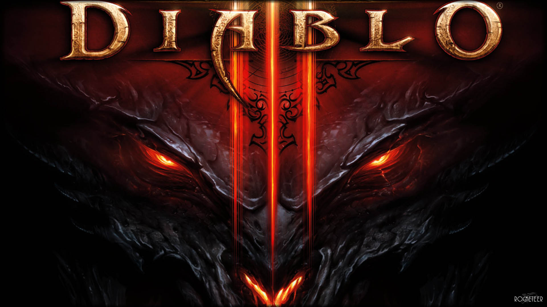 لعبة Diablo Blizzard entertainment