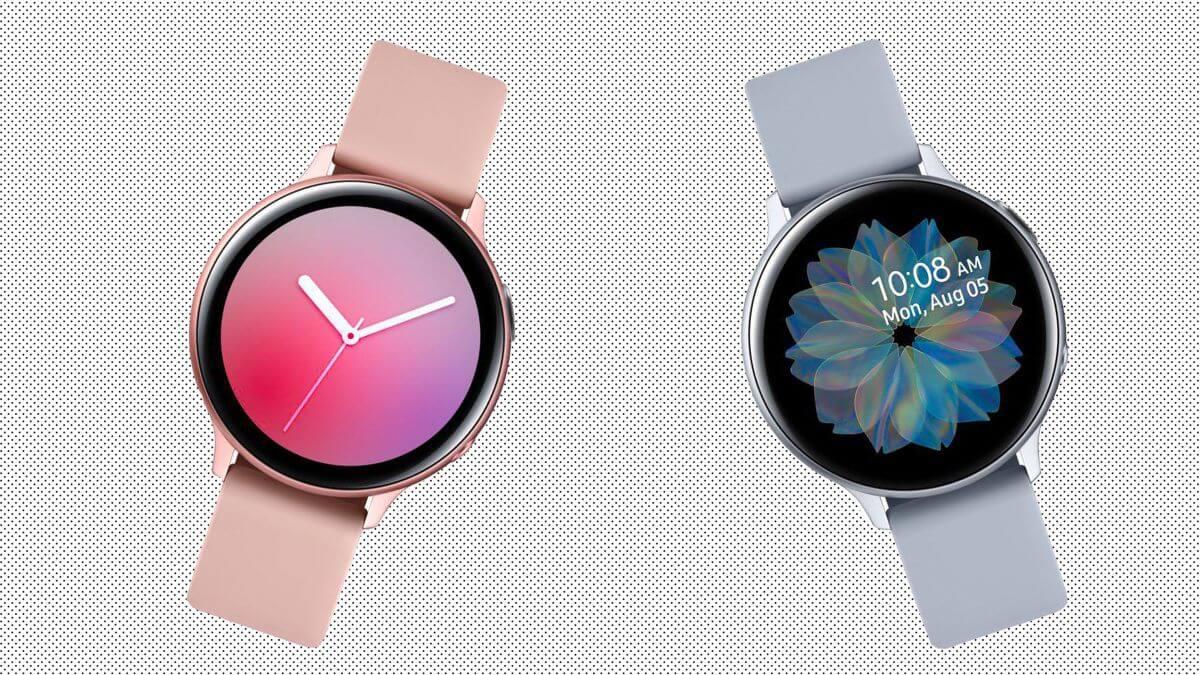 Galaxy Watch Active 2 Aluminum