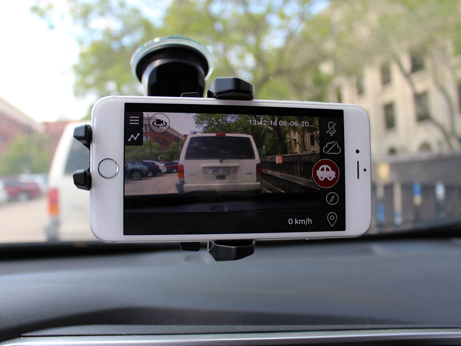 Uber Careem DashCam