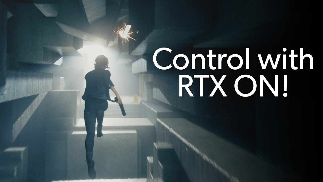 GeForce RTX Gamers are Game Ready For Control