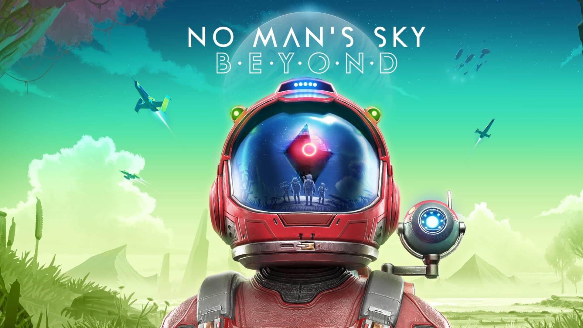 no man's sky beyond hello games