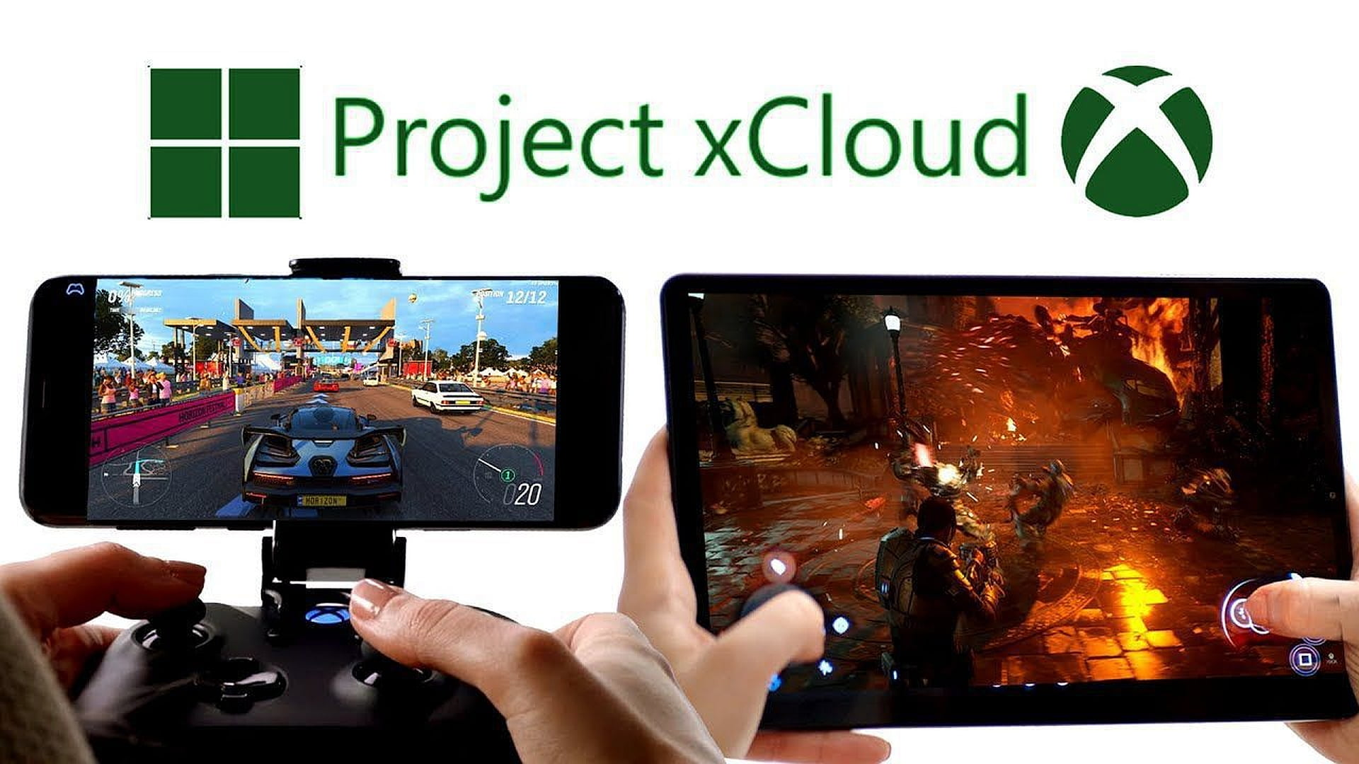 Xbox Series X Project Xcloud