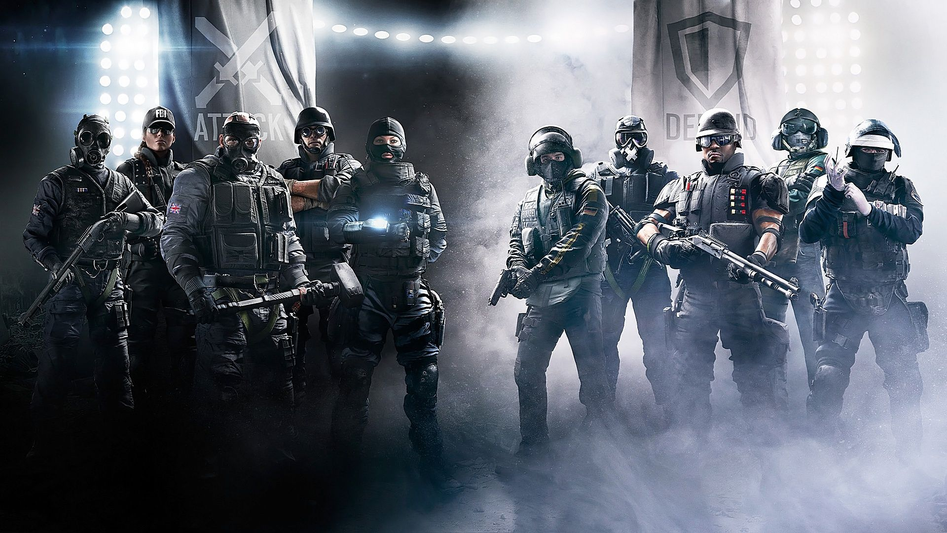RAINBOW SIX® SIEGE