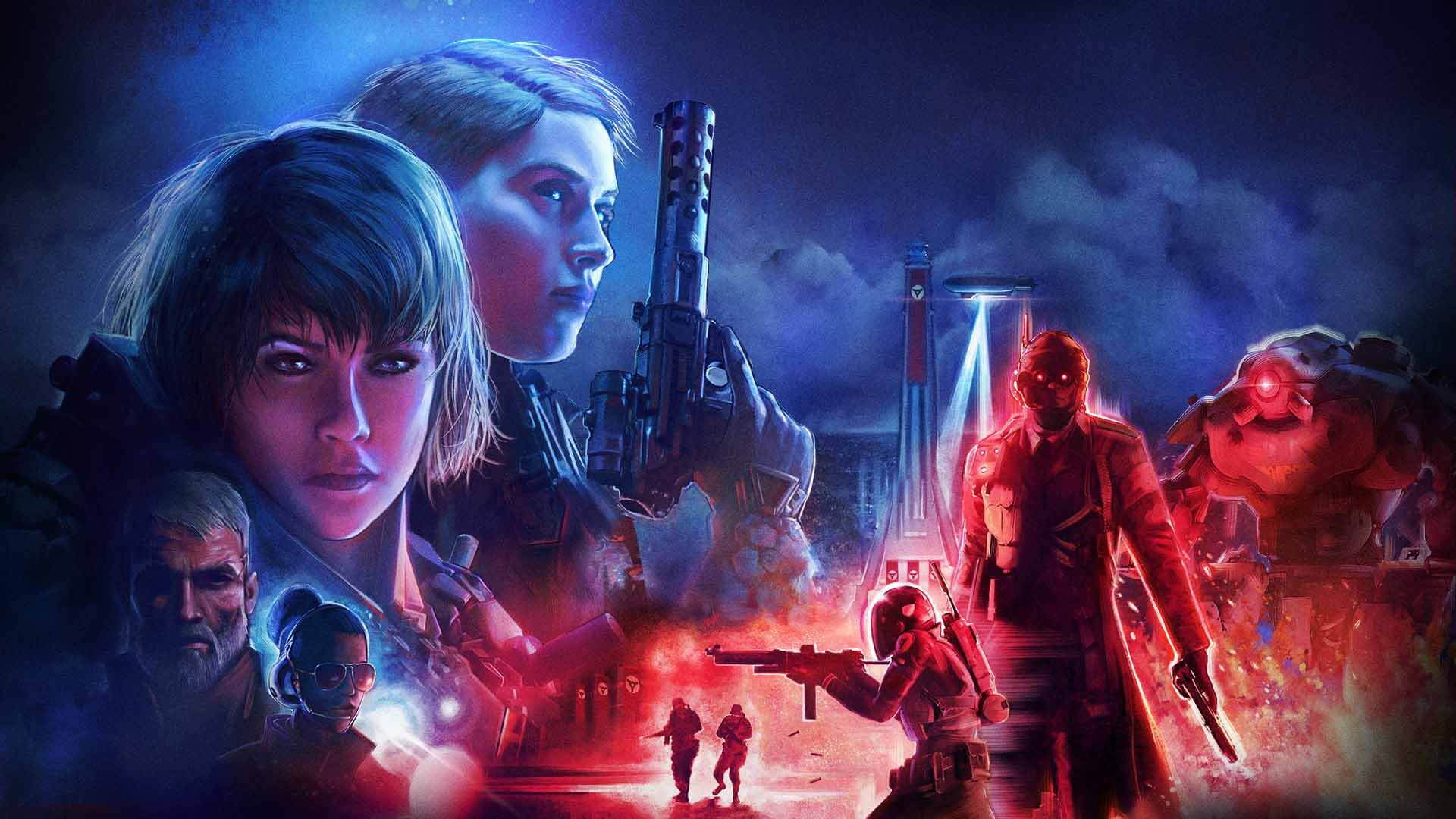wolfenstein youngblood machine mages arkan studios review