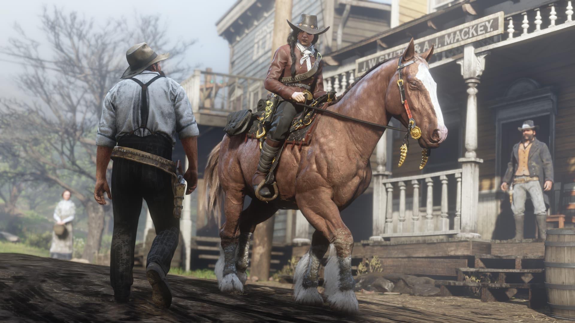 Red Dead Redemption Frontier Pursuits