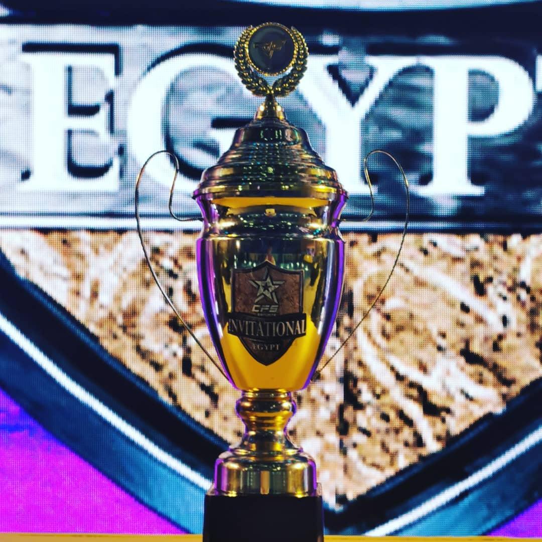 CFS Invitational 2019 Egypt