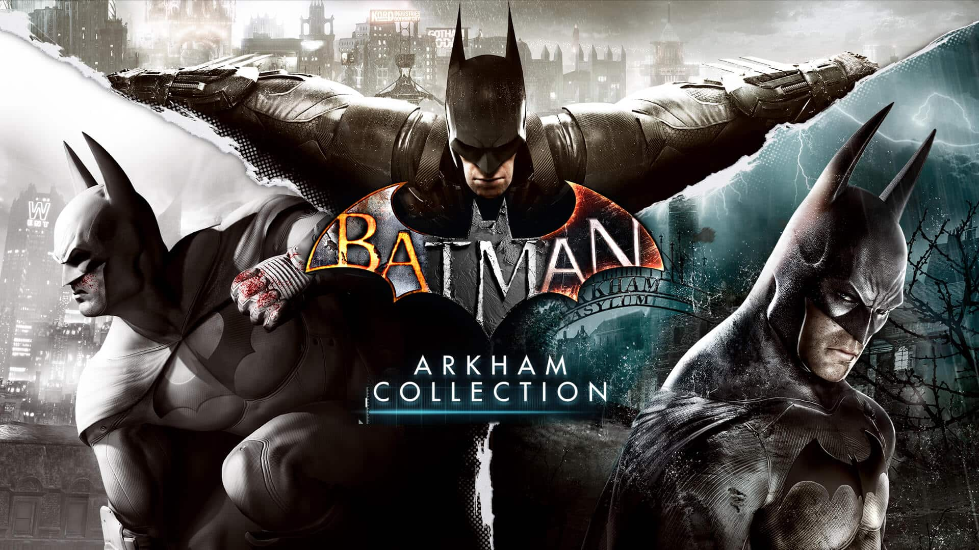 Epic Store Batman Arkham
