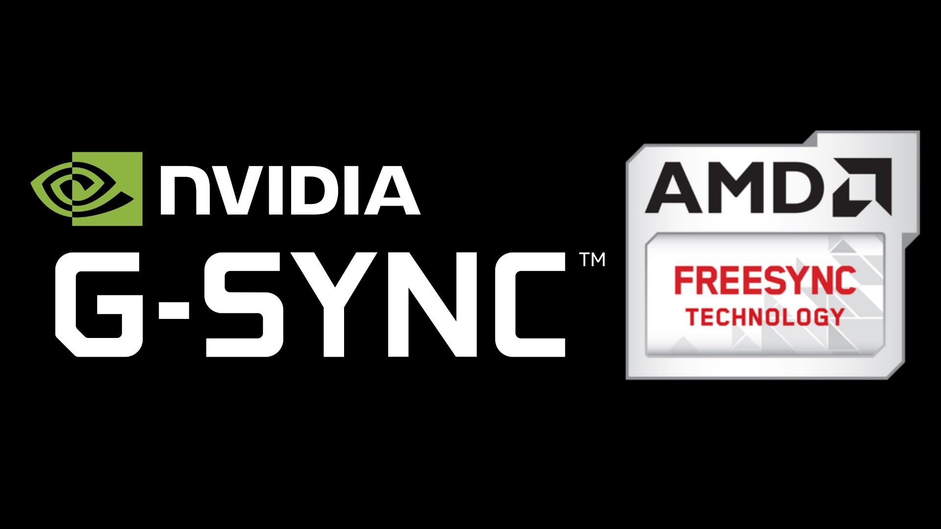 Gsync أو Freesync