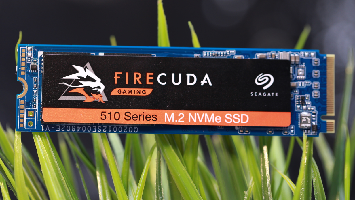 Seagate FireCuda SSD الكمبيوتر