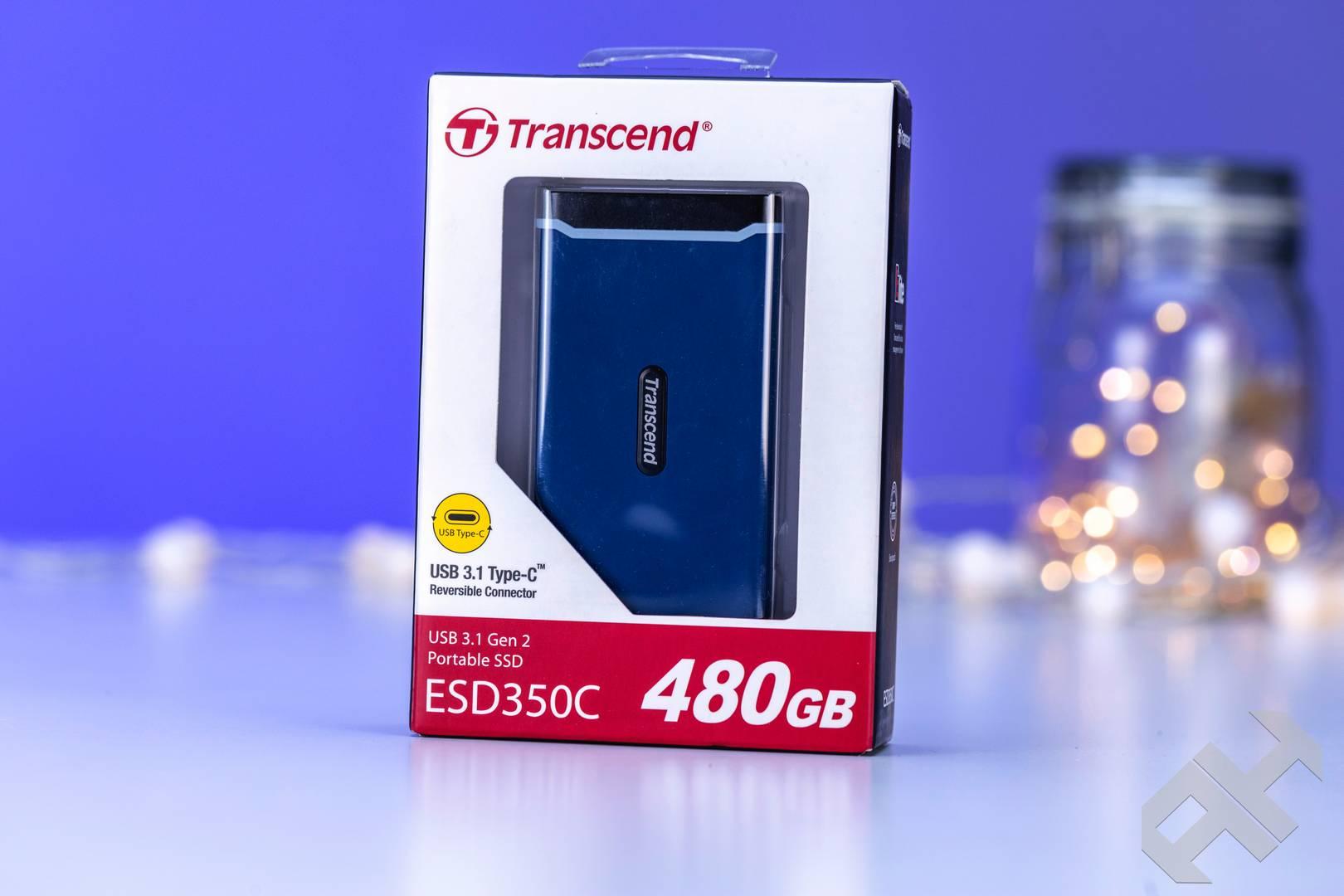 Transcend ESD350C