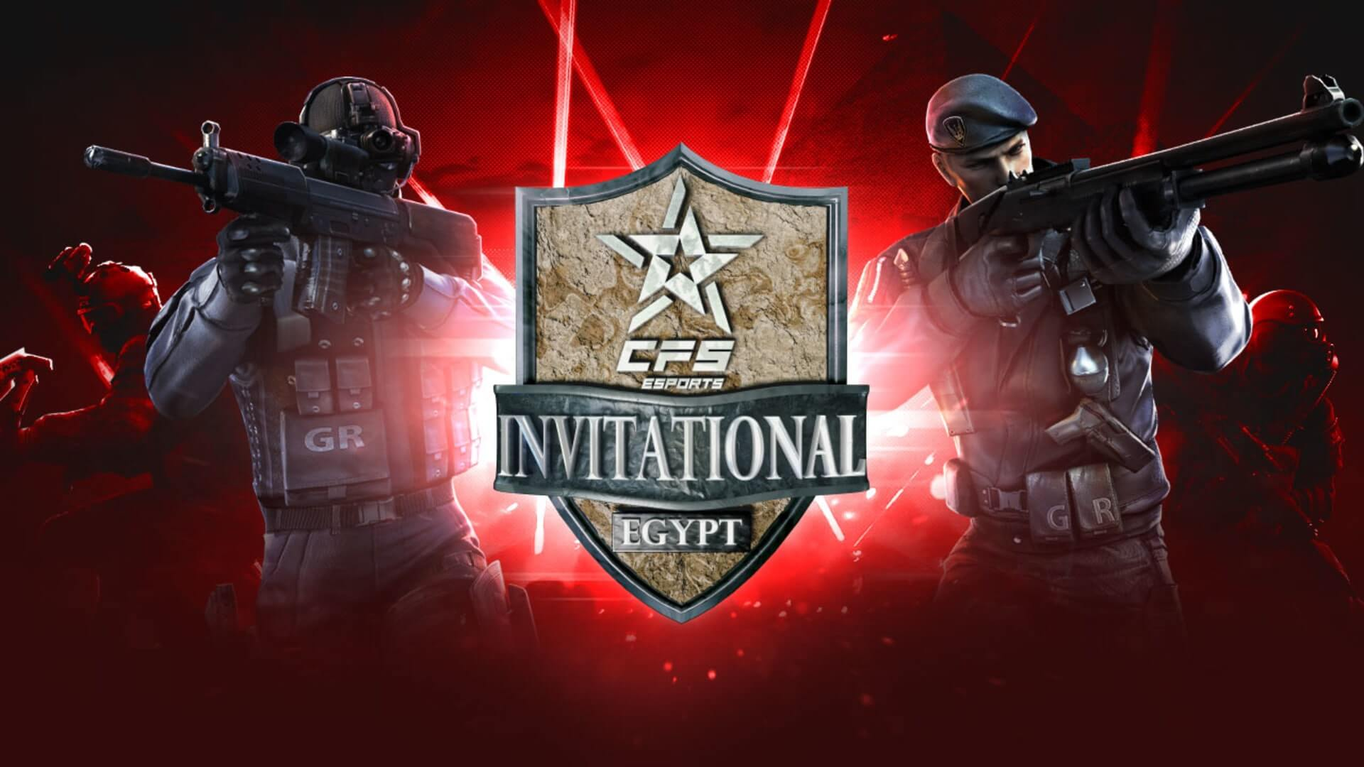 cfs invitational egypt 2019 CrossFire